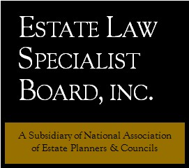 Estate Law Specialist Board